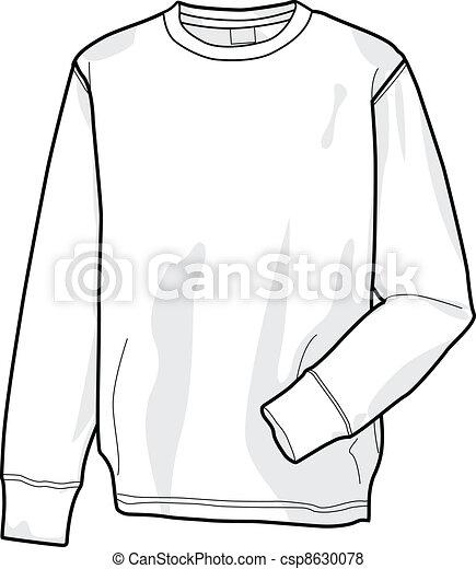 Colorable, devant, sweatshirt.