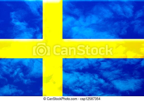 Sweden - csp12587354