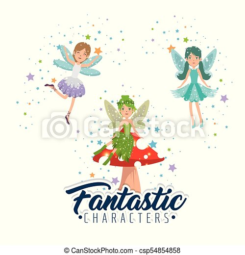 sweet and cute fairy cartoon vector illustration graphic clipart rh canstockphoto co uk graphics clip art violin music graphics clip art violin music
