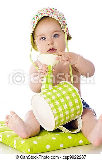 Sweet Baby - csp9922287