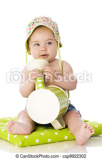 Sweet Baby - csp9922302