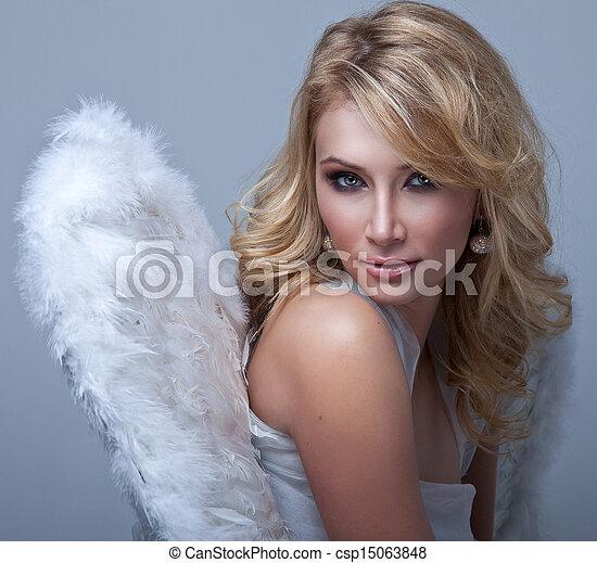 Sweet Blonde Angel Csp15063848