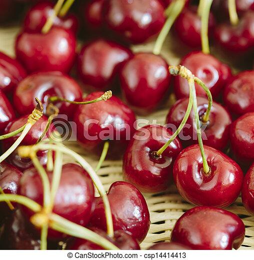 Sweet Cherry - csp14414413
