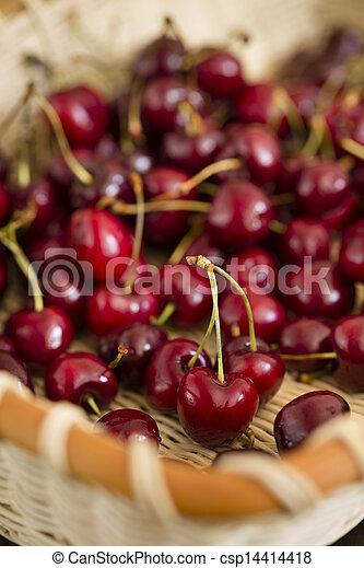 Sweet Cherry - csp14414418
