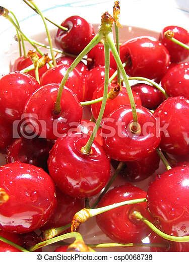 Sweet cherry - csp0068738