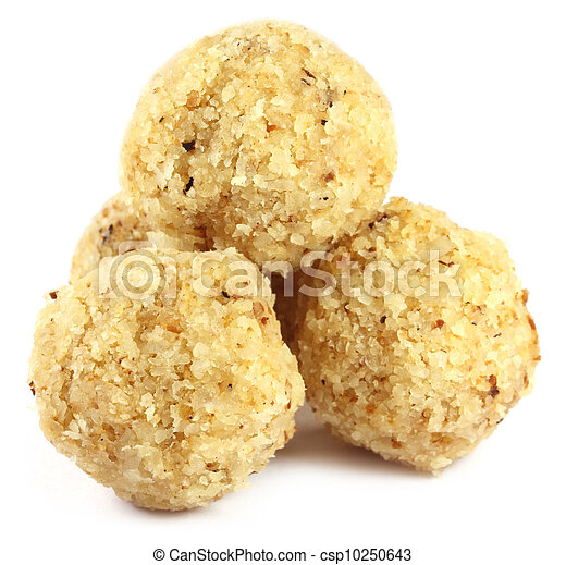 Sweet coconut ball - csp10250643
