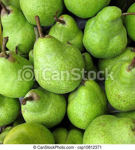 Sweet pear - csp10812371