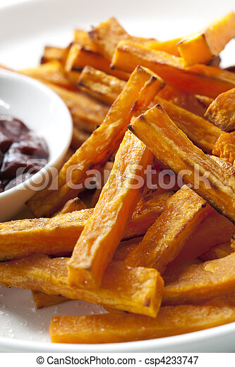 Sweet Potato Fries - csp4233747