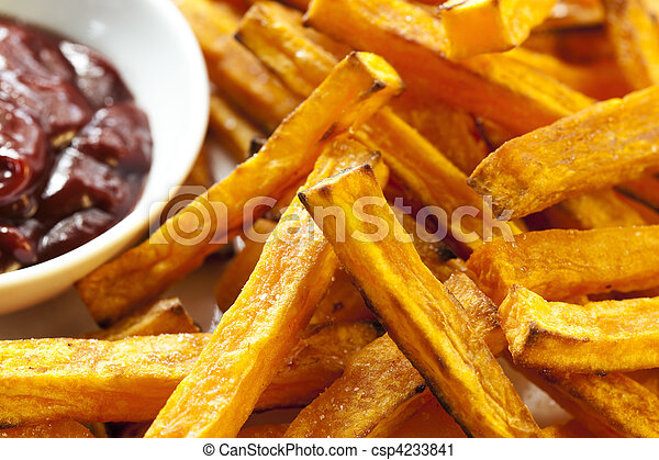 Sweet Potato Fries - csp4233841