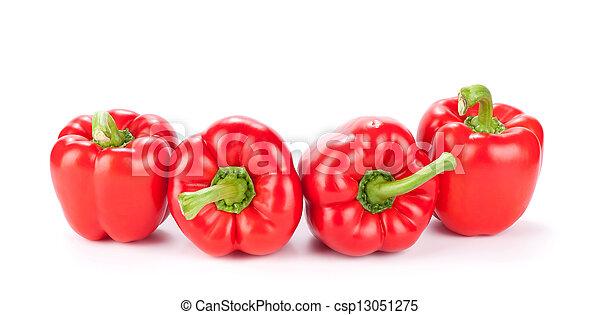 Sweet red pepper - csp13051275