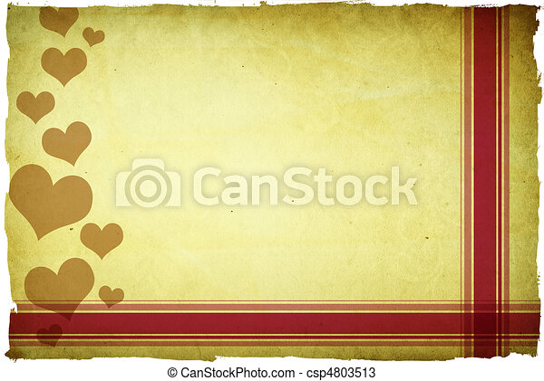 sweetheart background - perfect background with space  - csp4803513