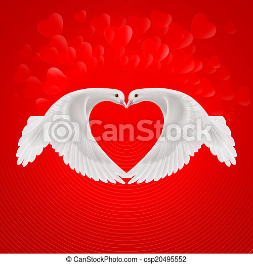 Sweethearts - csp20495552