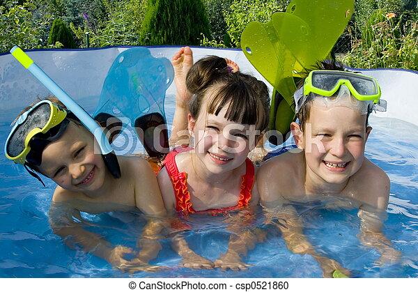swimmers - csp0521860