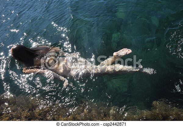 Nude on lake ozarks