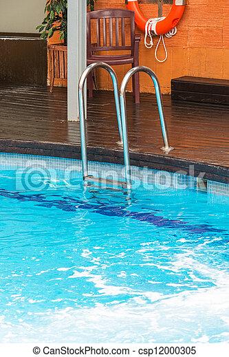 swimming pool ladder - csp12000305