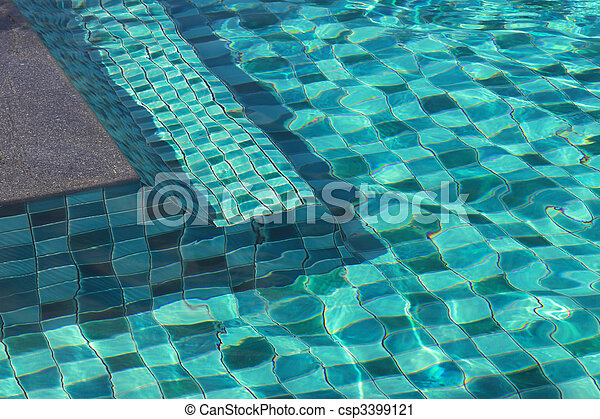 Swimming pool - csp3399121