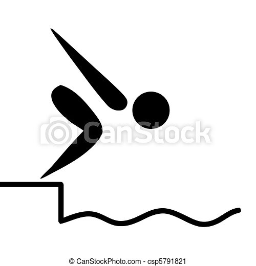 swimming illustrations and clip art 52 402 swimming royalty free rh canstockphoto com free swimming clipart images free swimming clipart printable