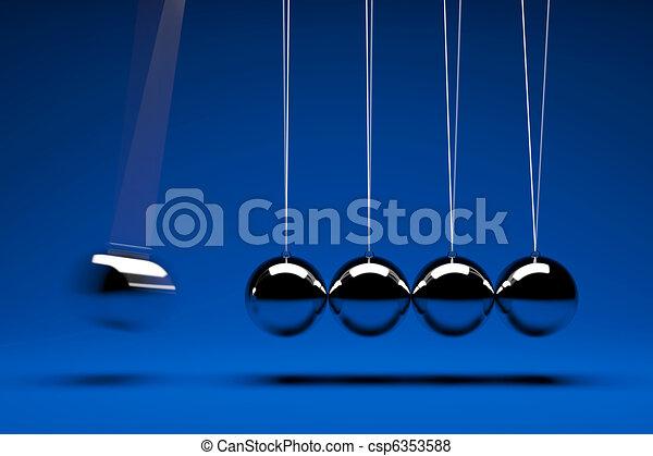 swing balls - csp6353588