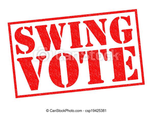SWING VOTE - csp19425381