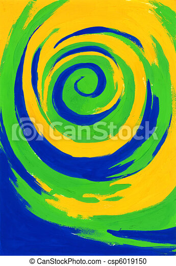Swirl Abstract Art Images