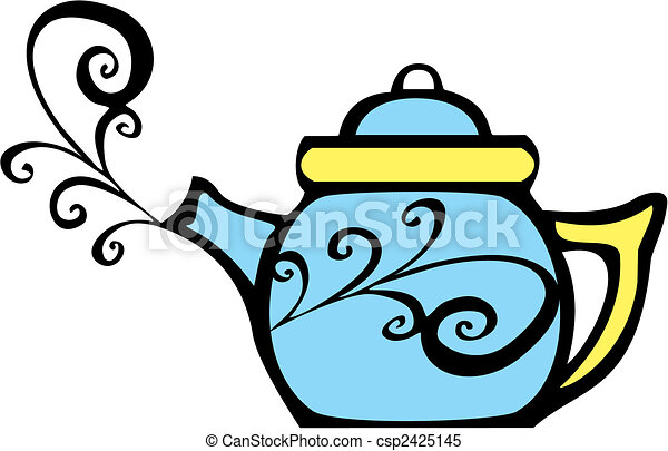 teapot clipart and stock illustrations 18 098 teapot vector eps rh canstockphoto com teapot clip art images teapot clipart to print