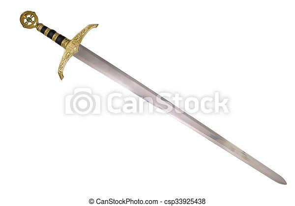 Sword - csp33925438