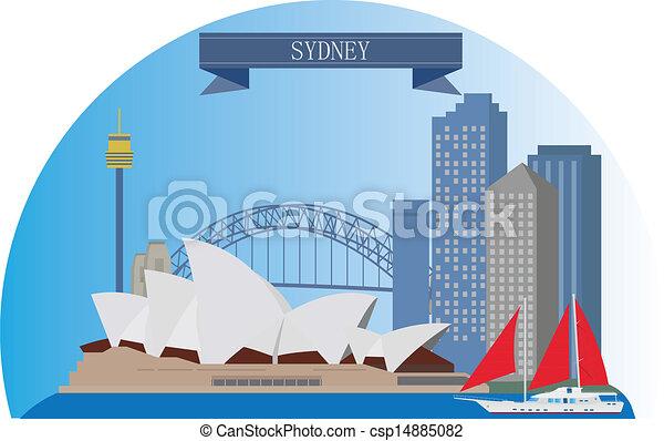 Sydney - csp14885082