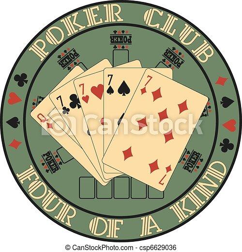 Symbol club poker - csp6629036