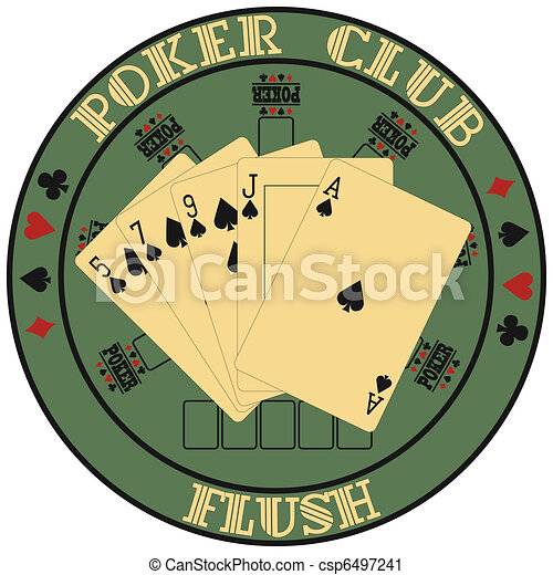 Symbol club poker - csp6497241