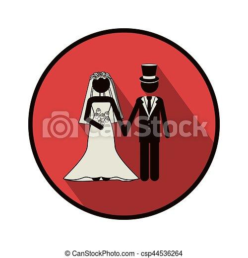 Symbol verheiratet Robert Blum