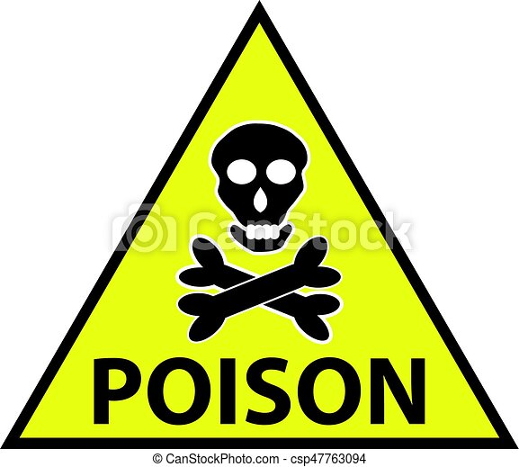 symbol for marking toxic poisoning vector illstration eps vectors rh canstockphoto com toxic looking child toxic logo images