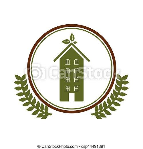 symbol home care environment image - csp44491391