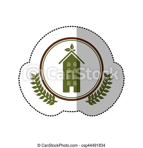 symbol home care environment image - csp44491834