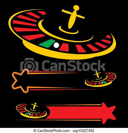symbol, kasino - csp10227452