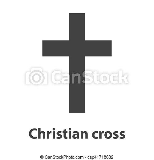 Symbol Of A Church Cross Christianity Religion Symbol