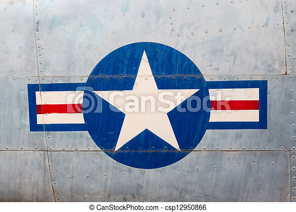 symbol of the U.S. Air Force - csp12950866