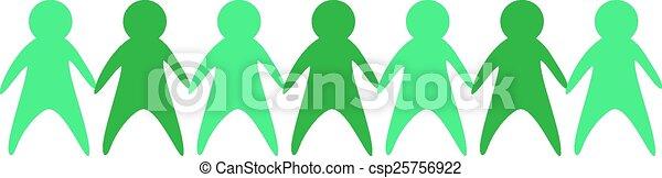 Symbol peace - csp25756922
