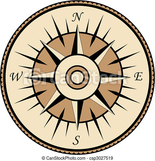 symbole, compas - csp3027519