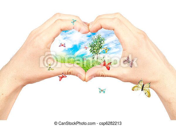 symbole, environment. - csp6282213