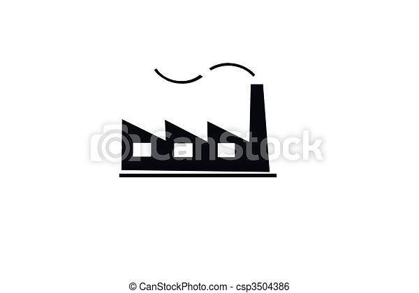 symbole, industriel - csp3504386