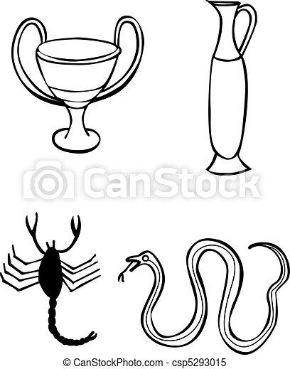 Symboles Tatouage Signes Grec Symboles Different Tatouage