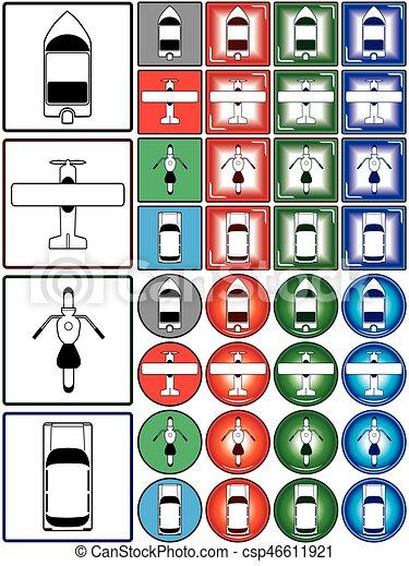 symbolika, przewóz - csp46611921