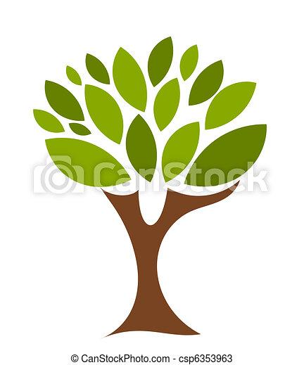 symbolique, arbre - csp6353963