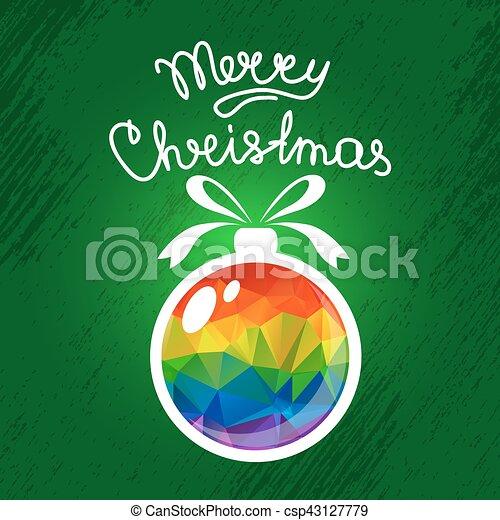 symbols-09, クリスマス - csp43127779