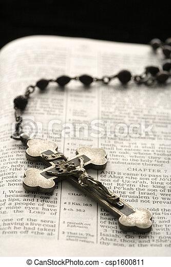 Simbolos cristianos. - csp1600811