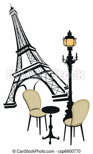 Symbols of Paris - csp6600770
