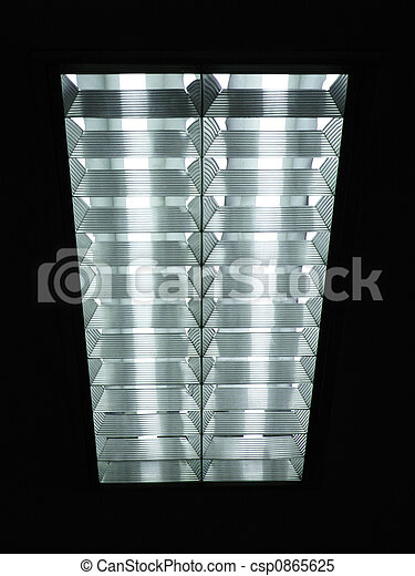symmetrical neon lamp - csp0865625