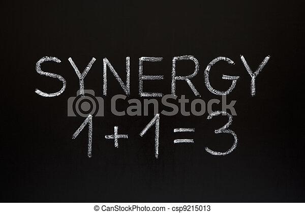synergy, tabule, pojem - csp9215013