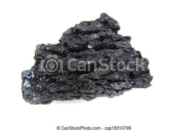 synthétique, corundum, minéral - csp18310799