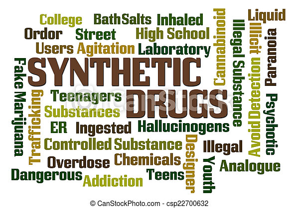 Synthetic Drugs - csp22700632